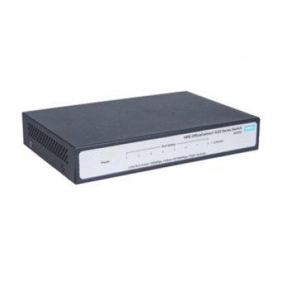 Коммутатор HP 1420 8G (JH329A) (JH329A)