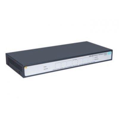 Коммутатор HP 1420 8G PoE+ (JH330A) (JH330A)Коммутаторы HP<br>Коммутатор HP 1420 JH330A 8x10/100/1000BASE-T<br>