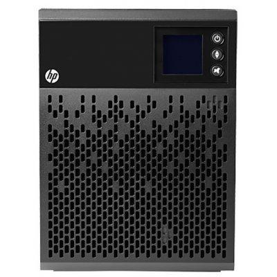 Источник бесперебойного питания HP T1000 G4 INTL (J2P89A)Источники бесперебойного питания HP<br>интерактивный ИБП 1-фазное входное напряжение выходная мощность 1000 ВА выходных разъемов: 8 разъемов с питанием от батареи: 8 интерфейсы: USB<br>