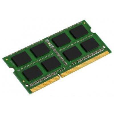 Модуль оперативной памяти ПК Kingston KCP313SS8/4 (KCP313SS8/4)Модули оперативной памяти ПК Kingston<br>Модуль памяти Kingston  4ГБ SODIMM DDR3 non ECC 1333МГц KCP313SS8/4<br>
