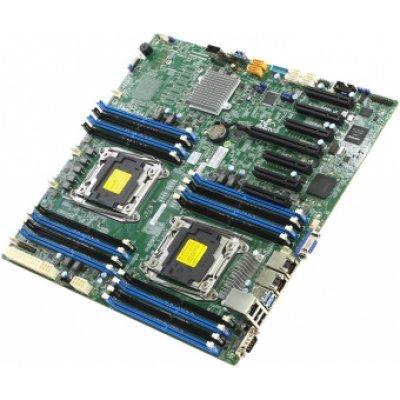 все цены на Материнская плата сервера SuperMicro MBD-X10DRH-I-O (MBD-X10DRH-I-O) онлайн
