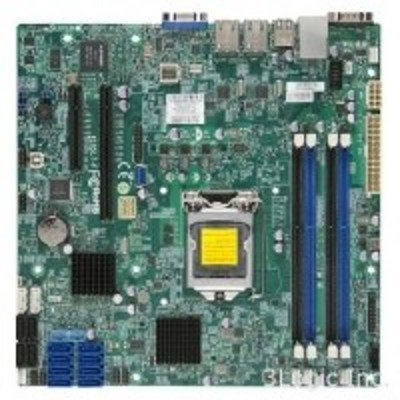 Материнская плата сервера SuperMicro MBD-X10SL7-F-O (MBD-X10SL7-F-O) материнская плата asus h81m r c si h81 socket 1150 2xddr3 2xsata3 1xpci e16x 2xusb3 0 d sub dvi vga glan matx