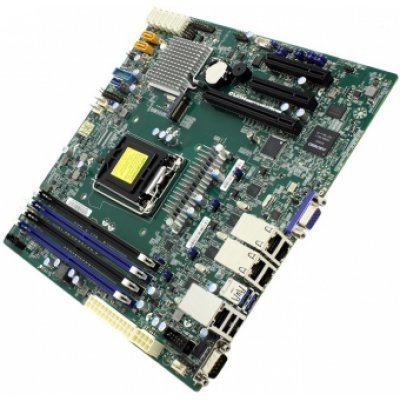 где купить Материнская плата сервера SuperMicro MBD-X11SSH-LN4F-O (MBD-X11SSH-LN4F-O) дешево