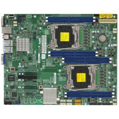 Материнская плата сервера SuperMicro MBD-X10DRD-L-O (MBD-X10DRD-L-O)