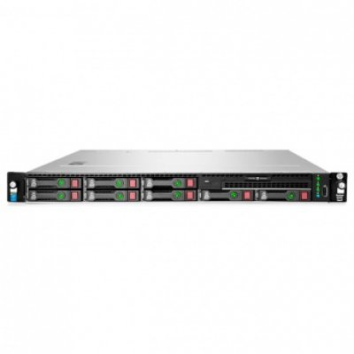 Сервер HP ProLiant DL160 Gen9 (830571-B21) (830571-B21) сервер hp proliant bl460c gen8 666162 b21 666162 b21