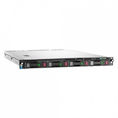 Сервер HP ProLiant DL60 Gen9 (830012-B21) (830012-B21) сервер hp proliant bl460c gen8 666162 b21 666162 b21