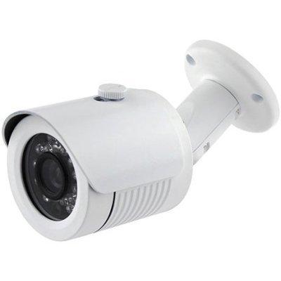 Камера видеонаблюдения Orient AHD-33-ON10C (AHD-33-ON10C)Камеры видеонаблюдения Orient<br>Камера наблюдения ORIENT AHD-33-ON10C 2 режима: AHD 720p/CVBS 960H, 1Mpx/1000TVL CMOS OmniVision OV9712S, DSP Nextchip NVP2431H, 6.0 mm lens, IR 24LED<br>
