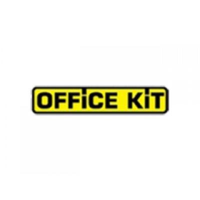 Пленка для ламинирования Office Kit 216х303 (150 мик) 100 шт (PLP11223-1) (PLP11223-1) обложка office kit cya400230 a4 230г м2 100 желтый