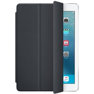 Чехол для планшета Apple iPad Pro 9.7 Smart Cover Charcoal Grey (MM292ZM/A)Чехлы для планшетов Apple<br>Apple iPad Pro 9.7 Smart Cover - Charcoal Grey<br>