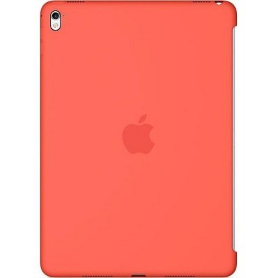 Чехол для планшета Apple iPad Pro 9.7 Silicone Case Apricot (MM262ZM/A)Чехлы для планшетов Apple<br><br>
