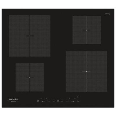 Электрическая варочная панель Hotpoint-Ariston KIA 640 C (KIA 640 C)Электрические варочные панели Hotpoint-Ariston<br>электрическая варочная панель<br>стеклокерамическая поверхность<br>индукционные конфорки<br>переключатели сенсорные<br>защита от детей<br>индикатор остаточного тепла<br>независимая установка<br>габариты (ШхГ) 59x51 см<br>