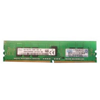 Модуль оперативной памяти сервера HP 843311-B21 8Gb DDR4 (843311-B21)Модули оперативной памяти серверов HP<br>Память DDR4 HP 843311-B21 8Gb DIMM ECC Reg PC4-2400T<br>