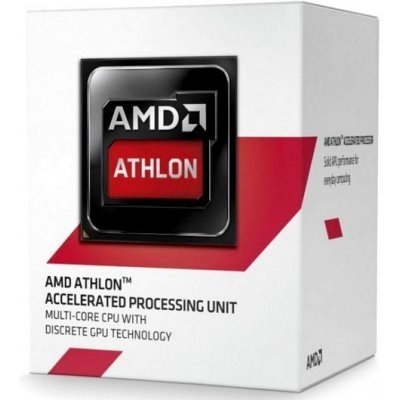 ��������� AMD Athlon 5370 Kabini (AM1, L2 2048Kb) box (AD5370JAHMBOX)