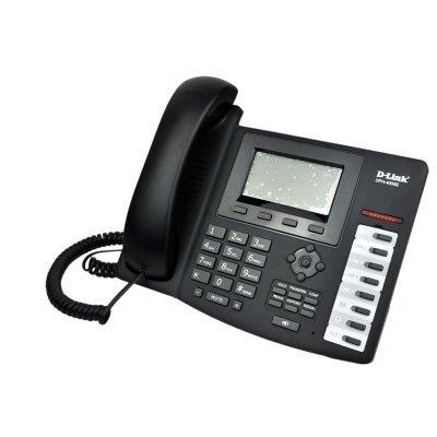 VoIP-телефон D-Link DPH-400SE/F4A (DPH-400SE/F4A), арт: 247412 -  VoIP-телефоны D-Link