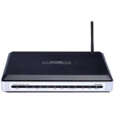 Wi-Fi xDSL точка доступа (роутер) D-Link DVA-G3672B/RU/D (DVA-G3672B/RU/D)Wi-Fi xDSL точки доступа (роутеры) D-Link<br>Маршрутизатор D-Link DVA-G3672B/RU/D Беспроводной маршрутизатор ADSL2+ с 2 FXS-портами, 1 PSTN-порто<br>