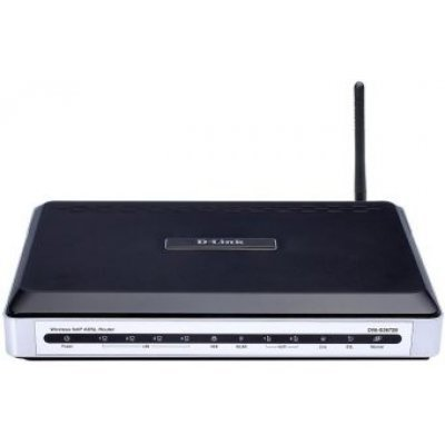 Wi-Fi xDSL ����� ������� (������) D-Link DVA-G3672B/RU/D (DVA-G3672B/RU/D)
