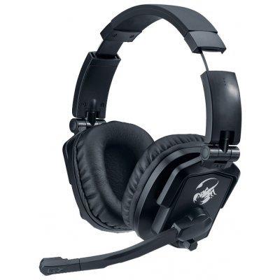 Наушники Genius HS-G550 черный (GX-HS G550V, 31710040101) genius hs 300a silver