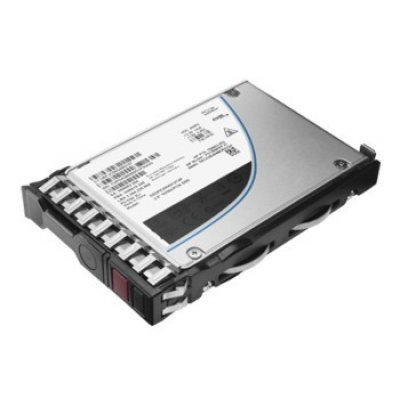 Накопитель SSD HP 804625-B21 800Gb (804625-B21)Накопители SSD HP<br>HP 800GB 6G SATA MU-2 SFF SC SSD<br>