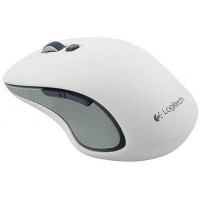 Мышь Logitech M560 белый (910-003913)Мыши Logitech<br>Беспроводная мышь M560 White, 2.4GHZ (EWR2)<br>