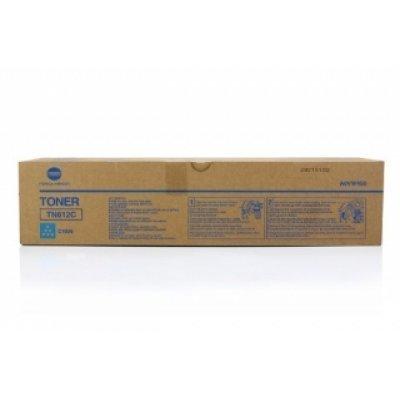 Тонер для лазерных аппаратов Konica Minolta TN-612C синий (A0VW450)Тонеры для лазерных аппаратов Konica Minolta<br>Тонер Konica-Minolta bizhub Pro C5501/6501 синий<br>