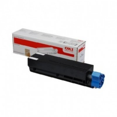 Тонер-картридж для лазерных аппаратов Oki 44992403/44992401 (44992403/44992401)Тонер-картриджи для лазерных аппаратов Oki<br>Тонер-картридж Oki B401/MB441/451 1,5K<br>