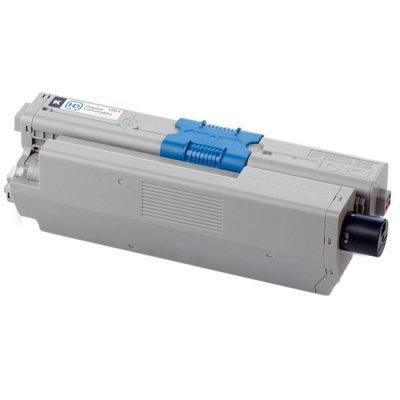 Тонер-картридж для лазерных аппаратов Oki 44973544/44973536 (44973544/44973536) тонер картридж для лазерных аппаратов oki c3300 3400 3450 3600 2 5k cyan 43459347 43459331
