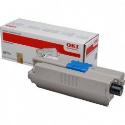 Тонер-картридж для лазерных аппаратов Oki 44973540/44973508 (44973540/44973508)Тонер-картриджи для лазерных аппаратов Oki<br>Тонер-картридж Oki C511/531/MC562  7K (black)<br>