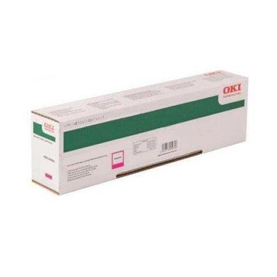 Тонер-картридж для лазерных аппаратов Oki 45862838/45862850 (45862838/45862850)Тонер-картриджи для лазерных аппаратов Oki<br>Тонер-картридж Oki MC853/873 7.3K (magenta)<br>