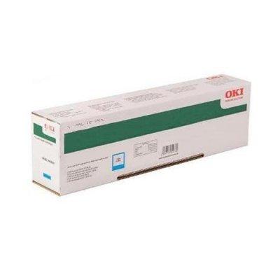 Тонер-картридж для лазерных аппаратов Oki 45862839/45862851 (45862839/45862851)Тонер-картриджи для лазерных аппаратов Oki<br>Тонер-картридж Oki MC853/873 7.3K (cyan)<br>