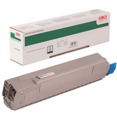 Тонер-картридж для лазерных аппаратов Oki 45862840/45862852 (45862840/45862852)Тонер-картриджи для лазерных аппаратов Oki<br>Тонер-картридж Oki MC853/873  7K (black)<br>