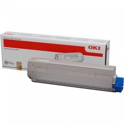 Тонер-картридж для лазерных аппаратов Oki 44844505/44844517 (44844505/44844517) тонер картридж для лазерных аппаратов oki c3300 3400 3450 3600 2 5k cyan 43459347 43459331