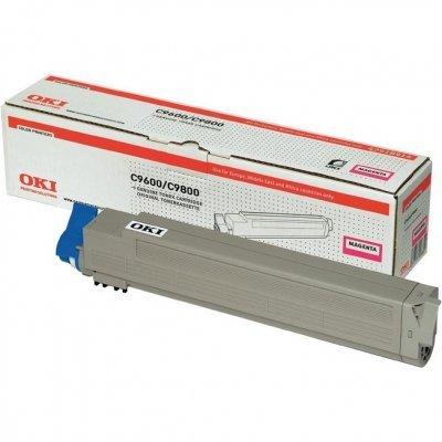Тонер-картридж для лазерных аппаратов Oki 42918962/42918914 (42918962/42918914) тонер картридж для лазерных аппаратов oki c3300 3400 3450 3600 2 5k cyan 43459347 43459331