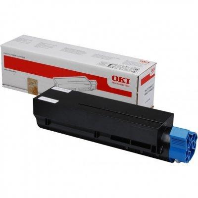 Тонер-картридж для лазерных аппаратов Oki 45807121/45807111 (45807121/45807111)Тонер-картриджи для лазерных аппаратов Oki<br>Тонер-картридж Oki B432/512/MB492/562  12K<br>