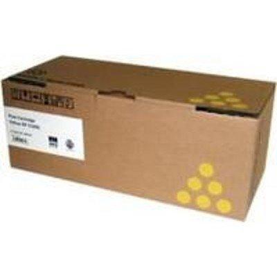 Тонер-картридж для лазерных аппаратов Ricoh SP C220 (2K) желтый (407643)Тонер-картриджи для лазерных аппаратов Ricoh<br>Ricoh Aficio SP C220S/C221SF/C222SF/C220N/C221N/C222DN<br>
