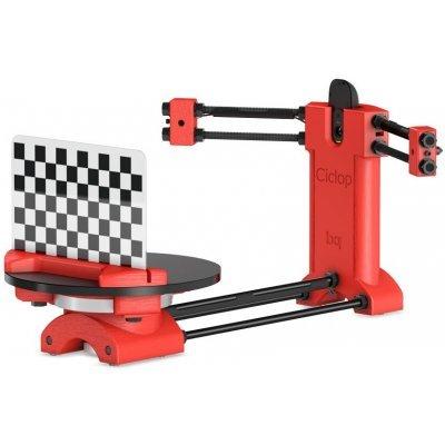 3D сканер BQ Kit CICLOP DIY 3D Scanner Red (H000178)3D сканеры BQ<br>3D-сканер Kit CICLOP DIY 3D Scanner Red<br>