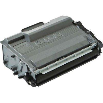Тонер-картридж для лазерных аппаратов Brother TN-3520 (TN3520) картридж для струйных аппаратов brother lc3617y желтый для mfc j3530dw j3930dw 550стр lc3617y