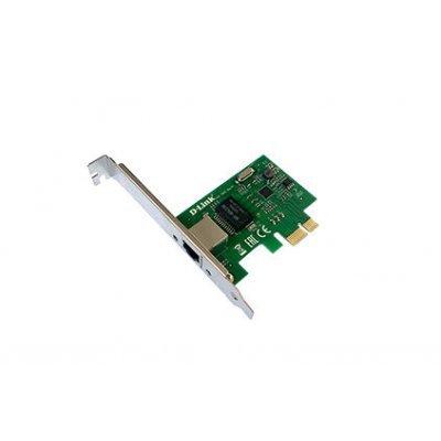 Сетевая карта для ПК D-Link DGE-560T/C1A (DGE-560T/C1A)Сетевые карты для ПК D-Link<br>Managed Gigabit PCI-Express NIC<br>