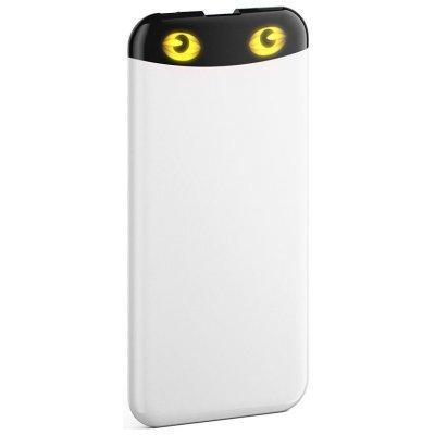 Внешний аккумулятор для портативных устройств HIPER EP6600 белый (EP6600 WHITE)Внешние аккумуляторы для портативных устройств HIPER<br>Мобильный аккумулятор Hiper PowerBank EP6600 Li-Pol 6600mAh 2.1A белый 2xUSB<br>