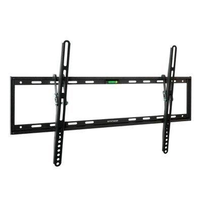 Кронштейн для ТВ и панелей Arm Media STEEL-2 черный (10202) кронштейн для тв и панелей напольный arm media triton 30 32 70 черный 10128