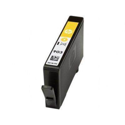 Картридж для струйных аппаратов HP 903 T6L95AE желтый (T6L95AE)Картриджи для струйных аппаратов HP<br>Картридж струйный HP 903 T6L95AE желтый для HP OJP 6960/6970 (315стр.)<br>