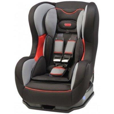 Детское автокресло Nania Cosmo SP FP (minilight primo) от 0 до 18 кг (0+/1) черный/серый (82751)