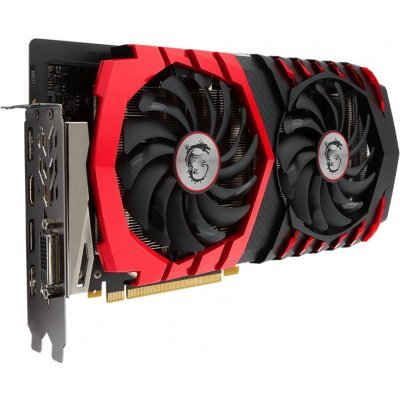 Видеокарта ПК MSI GeForce GTX 1060 1594Mhz PCI-E 3.0 3072Mb 8108Mhz 192 bit DVI HDMI HDCP (GTX 1060 GAMING X 3G) видеокарта asus nvidia geforce gtx 1060 1506mhz pci e3 0 3072mb 8008 mhz 192bit ph gtx1060 3g