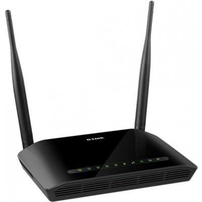 Wi-Fi xDSL точка доступа (роутер) D-Link DSL-2750U/RA/U3A (DSL-2750U/RA/U3A)