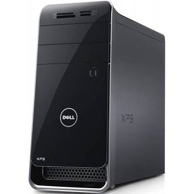 Настольный ПК Dell XPS 8900 MT (8900-8810) (8900-8810)Настольные ПК Dell<br>ПК Dell XPS 8900 MT i5 6400/8Gb/1Tb 7.2k/GF970 4Gb/DVDRW/Windows 10 Single Language 64/Eth/WiFi/BT/черный<br>