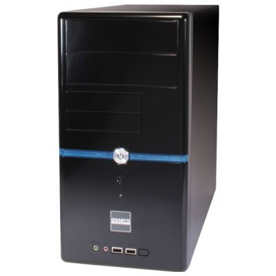 Корпус системного блока Gigabyte GZ-M2BPD w/o PSU Black (2AZGM-2B900-C02R) gigabyte gz kx1 w o psu black