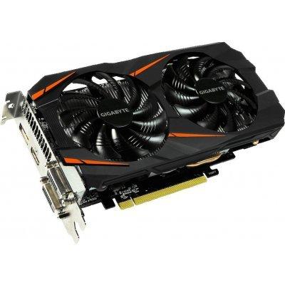 ���������� �� Gigabyte GeForce GTX 1060 1582Mhz PCI-E 3.0 3072Mb 8008Mhz 192 bit 2xDVI HDMI HDCP (GV-N1060WF2OC-3GD)