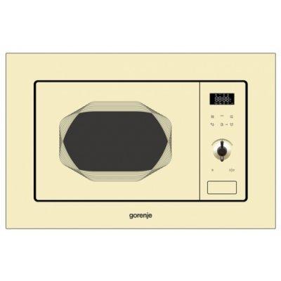 Микроволновая печь Gorenje BM201INI (BM201INI) микроволновая печь с грилем gorenje gmo23oraito white