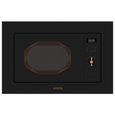 Микроволновая печь Gorenje BM201INB (BM201INB) встраиваемая микроволновая печь candy mic 201 ex
