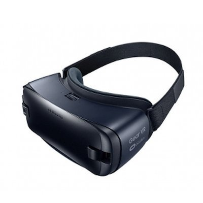 Очки виртуальной реальности Samsung Galaxy Gear VR SM-R323 темно-синий (SM-R323NBKASER)