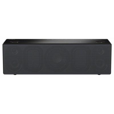 Портативная акустика Sony SRS-X99 черный (SRSX99.RU5) портативная акустика с воспроизведением с usb